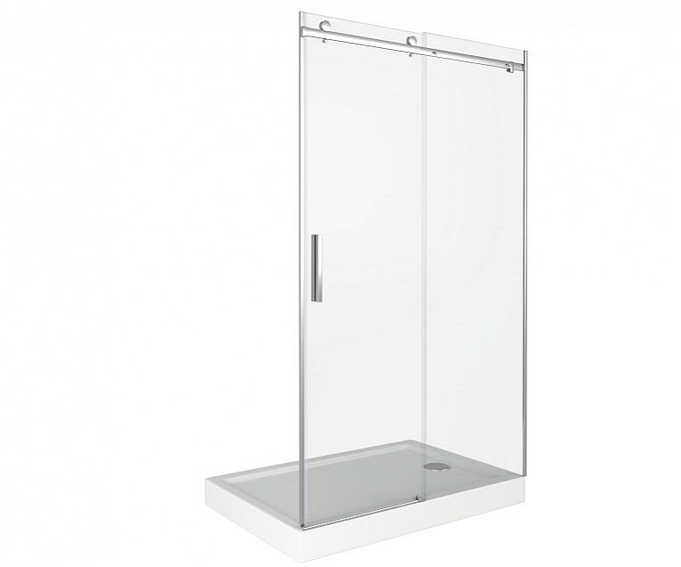 Душевая дверь GOOD DOOR GALAXY WTW-130-C-CH