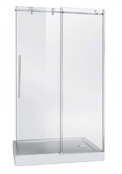 Душевая дверь GOOD DOOR PUERTA WTW-130-C-CH